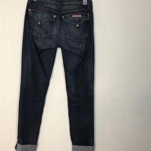 Hudson Jeans Jeans - Hudson- Dark Blue Jeans size 26
